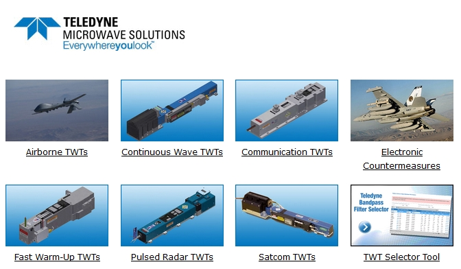 Teledyne Microwave Solutions Awarded $7 5 Million TWT Repair