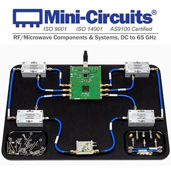 Mini-Circuits and Vayyar to Provide Educational VNA Project Kits for
