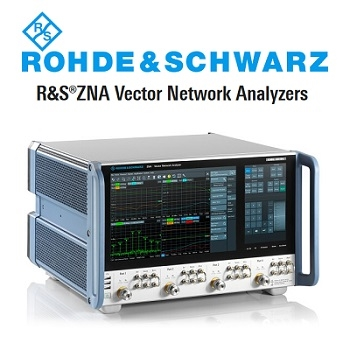 New Vector Network Analyzer Combines Excellent RF Performance with a