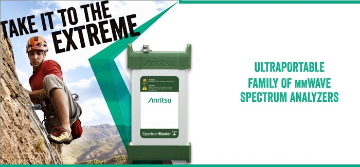 Anritsu to Exhibit its Range of Spectrum Monitoring Solutions at