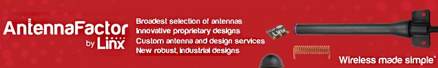Antenna Factor Antennas