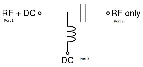 [SCHEMATICS_48EU]  What is a Bias Tee? - everything RF | Bias T Circuit Diagram |  | everything RF