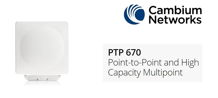 Cambium Networks Introduces 450 Mbps High Capacity