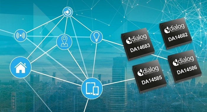 Dialog Semiconductor Adds Bluetooth Mesh Technology to its