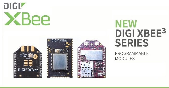 Digi Releases Next-Gen of Smart Edge IoT Modules and Modems