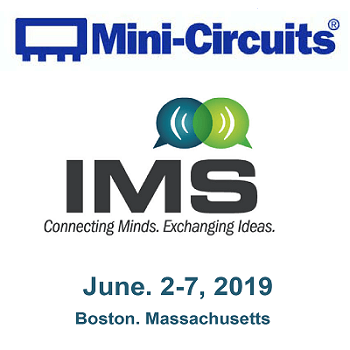 Stop by Mini Circuits Booth at IMS to see a 3D mm-Wave Imaging