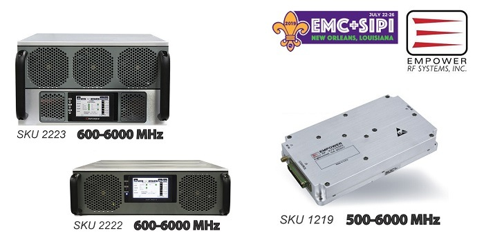 Empower RF to Exhibit Advanced Ultra Broadband Microwave Amplifiers