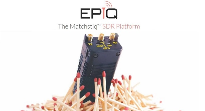 Software Defined Radio Platform for Small Form Factor Devices