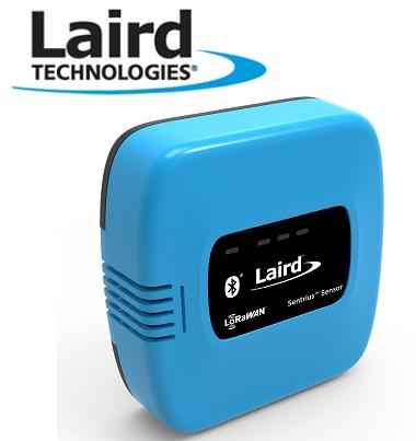 Laird Introduces Multi-wireless Sensor Platform for Long-Range