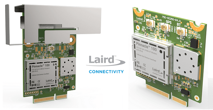 Unique Fully-Integrated Low Power Module with Cellular LTE and