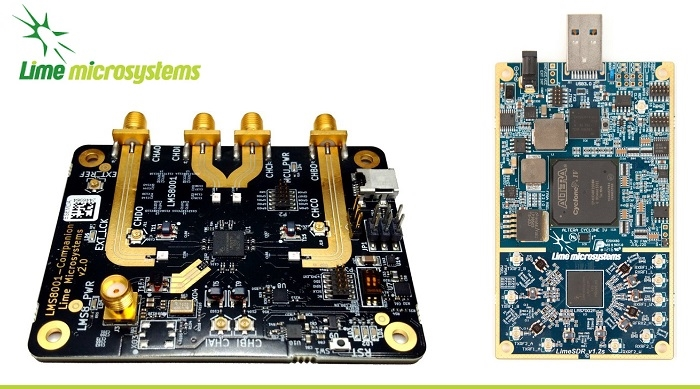 Lime Microsystems Introduces 10 GHz SDR for $299