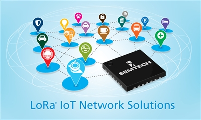 Low-Power IOT Network to Support Commercial Service Providers