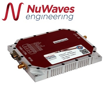 Nuwaves Announces 20 W C-Band RF Bi-directional Amplifier for