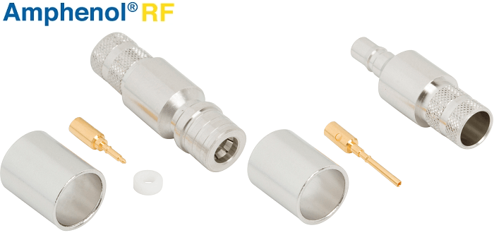 Amphenol RF//Microwave Connector