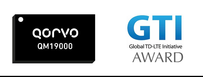 Qorvo 5G RF Front End Wins GTI Award 2017 for Innovation in Mobile