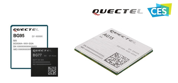 Quectel's Cellular Modules Target Next Generation IoT