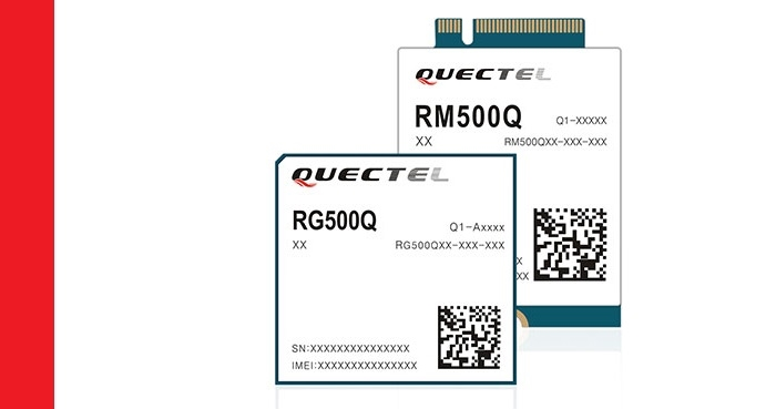 Quectel Introduces Commercial 5G Modules Featuring New