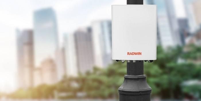 radwall 637067982653226717 RADWIN Showcases Dual-Carrier 5 GHz Beamforming Solution at WISPAPALOOZA