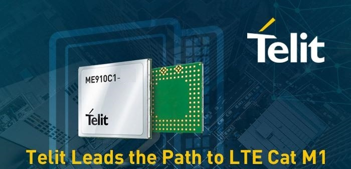 Telit Unveils New IoT Module for Global LTE Cat M1 and NB-IoT