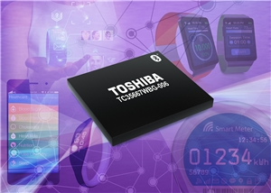 Compact Bluetooth® Low Energy Communication IC