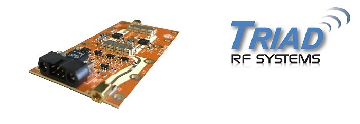 Triad RF S-Band CubeSat Amplifier Now Operational In Space