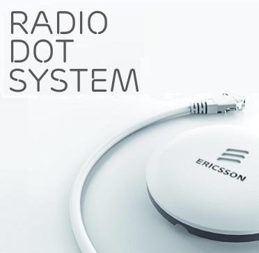 Ericsson's Radio Dot System to Enhance Gigabit LTE Connectivity in