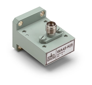 Coaxial to Waveguide Adapters Image