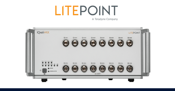 LitePoint Launches a New Test System for the Wi-Fi 7 Standard