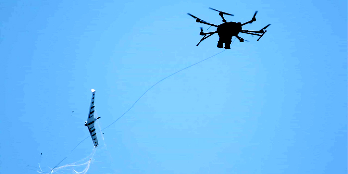 Fortem DroneHunter Successfully Defeats Drone Threats in US Army Test