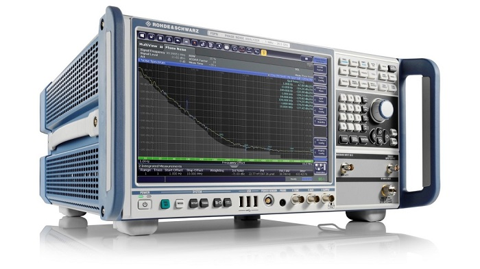 Rohde & Schwarz Introduces Dedicated Phase Noise Analysis and VCO Testing Solution