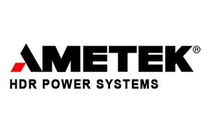 AMETEK HDR Power Systems Logo