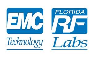 EMC Technology & Florida RF Labs Logo